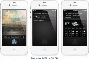 Neurotech Siri