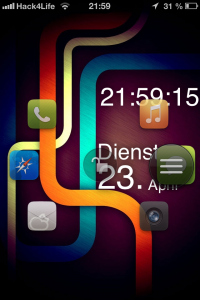 6 Applicationen im Lockscreen