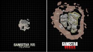 Die Größe der Map in Gangstar Vegas, Gameloft Dev Diary