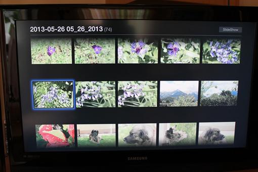 Fotos in Plex auf dem AppleTV