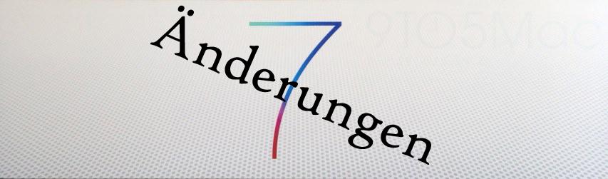 iOS 7 beta 5 Änderungen | Zusammenfassung von Hack4Life