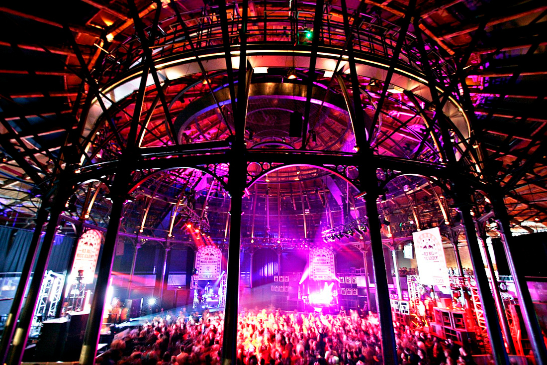 Roundhouse in London - Location für das iTunes Festival 2013 - Live Acts - Hack4Life - Termine