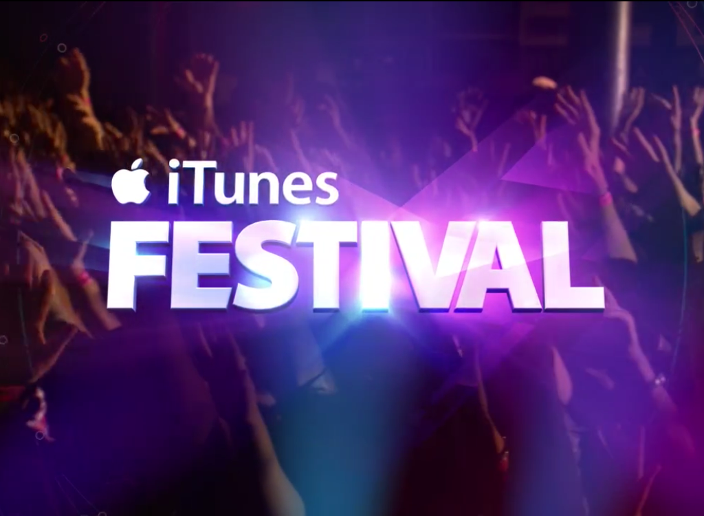 iTunes Festival 2013 - Live Acts - Roundhouse - Hack4Life