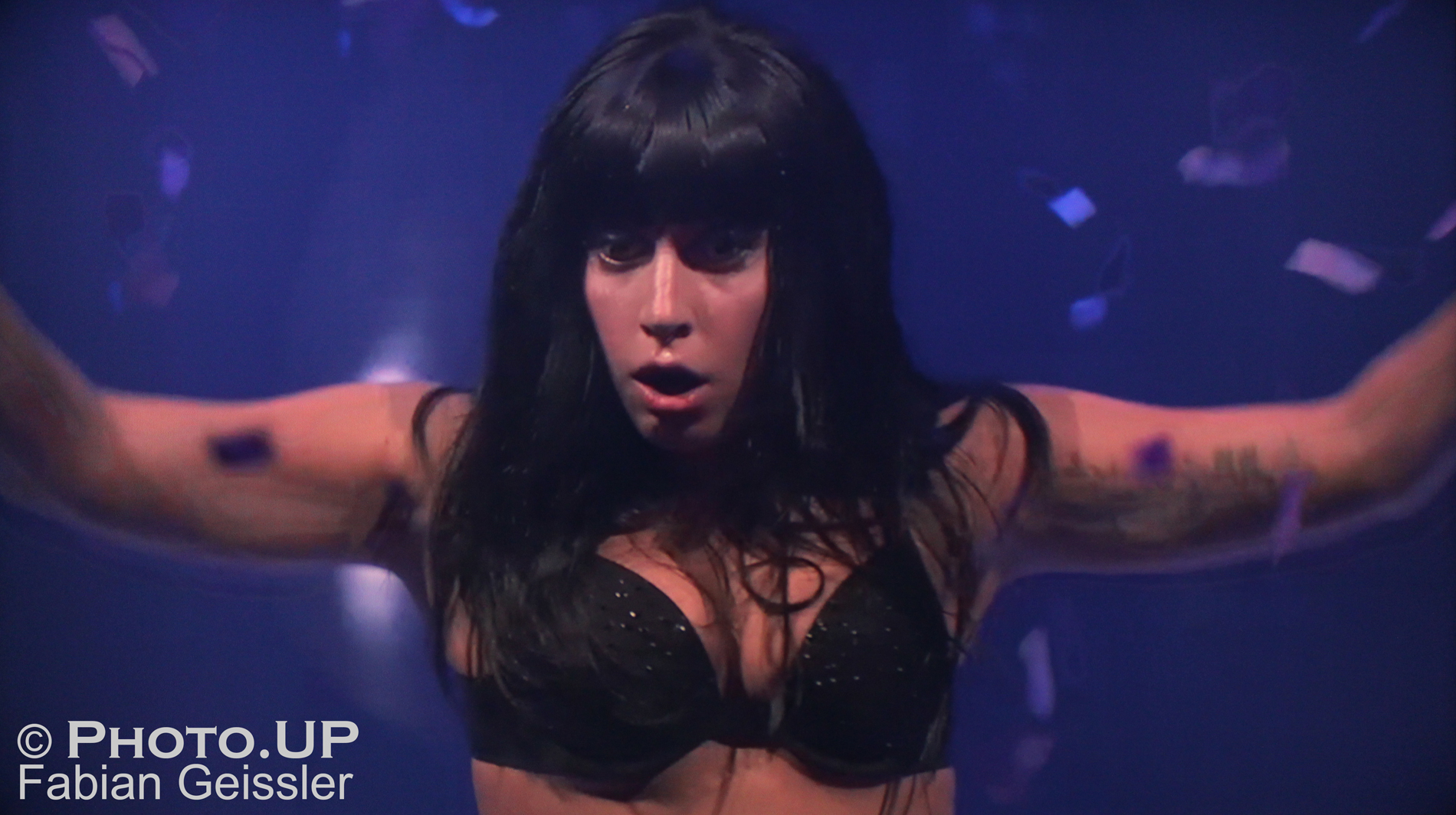 Lady Gaga - iTunes Festival 2013 Opening - Hack4Life