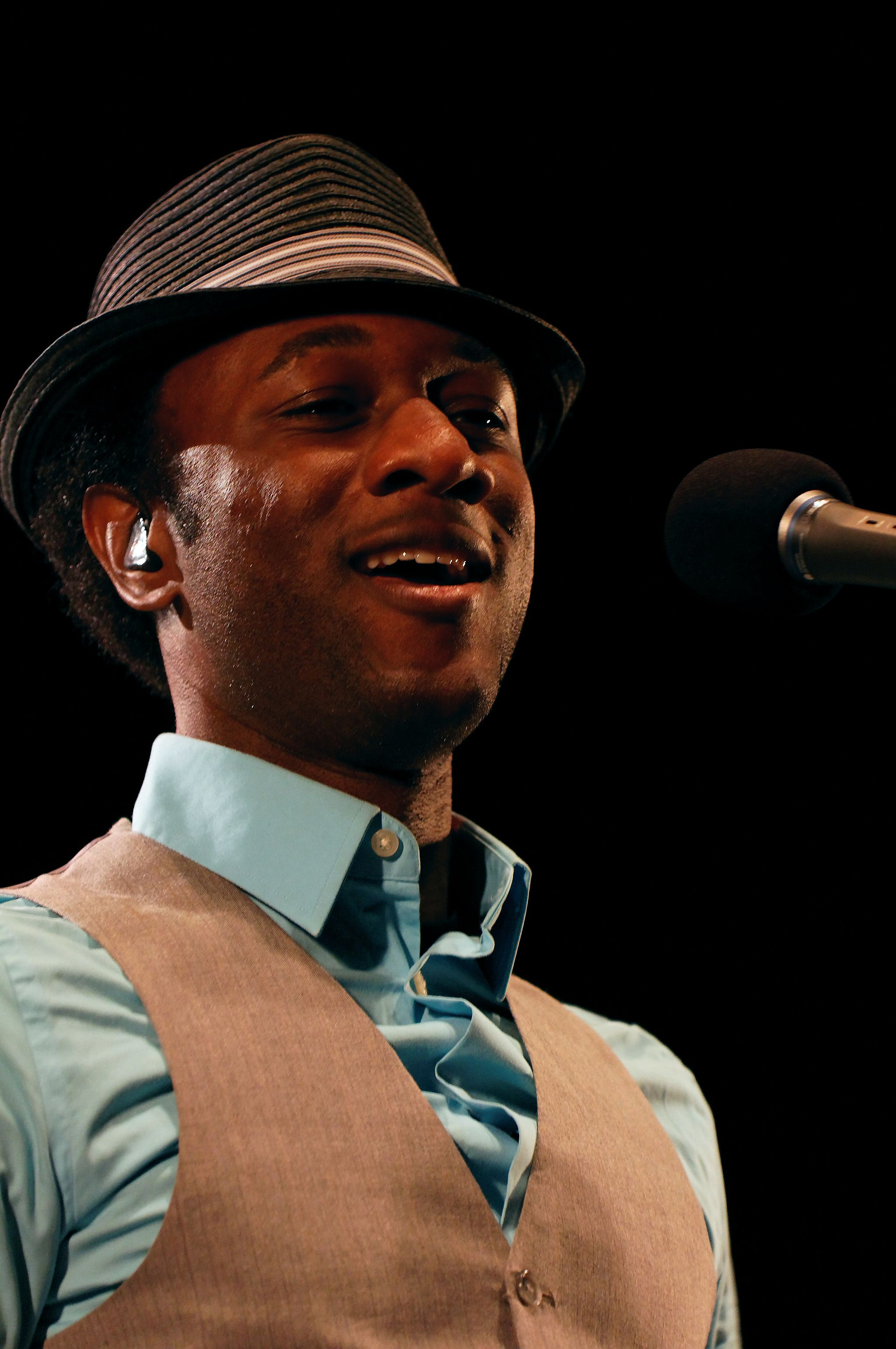 Aloe Blacc - iTunes Festival - Live - Kostenloses Konzert - Roundhosue - London - Hack4Life