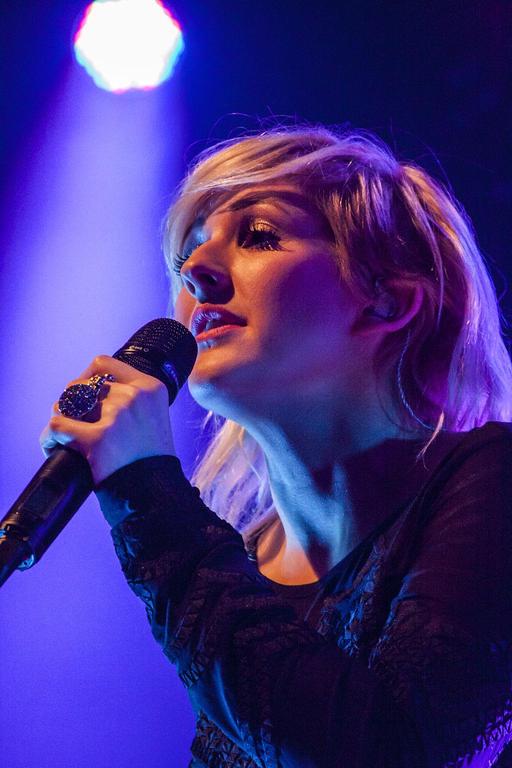 Ellie Goulding - iTunes Festival - Roundhouse - London - Live - Kostenlos - Konzert - Hack4Life