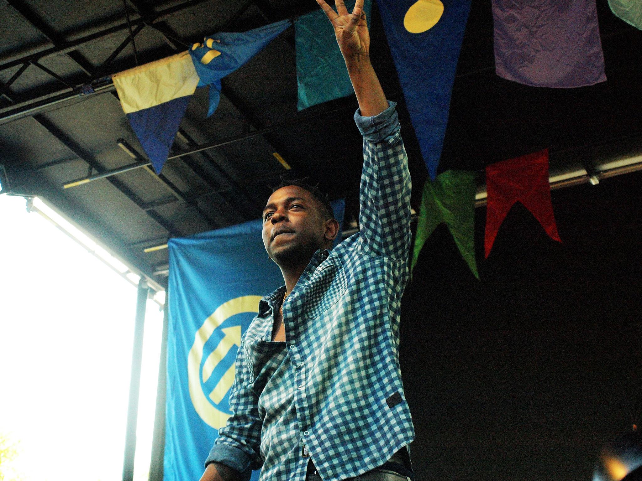 Kendrick Lamar - iTunes Festival - Live - Roundhouse - London - Kostenlos - Hack4Life