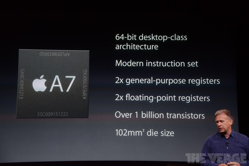 A7 Prozessor im iPhone 5S mit 64 bit ! - Informationen - Preis - Hack4Life