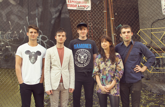 Little Green Cars - iTunes Festival - Roundhouse - London - Live - Hack4Life