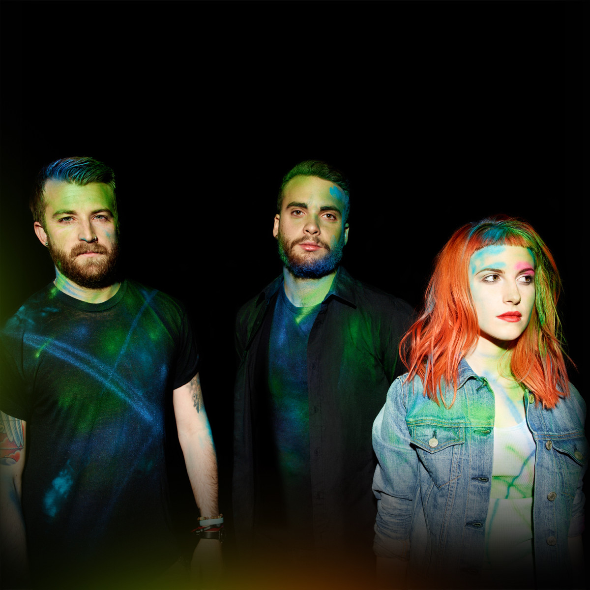 Paramore - iTunes Festival 2013 - Roundhouse London - Hack4Life