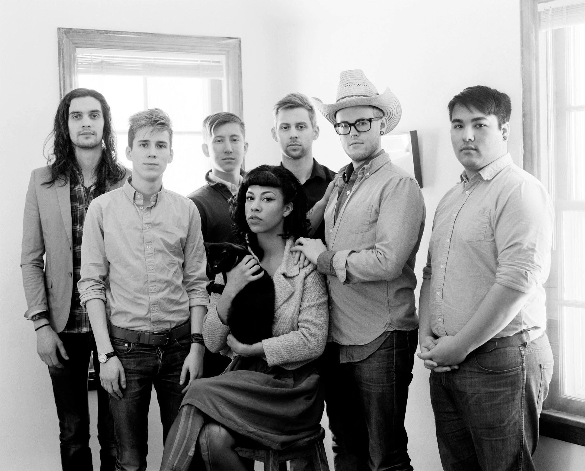 Phox live auf dem iTunes Festival 2013 - Roundhouse - London - Hack4Life