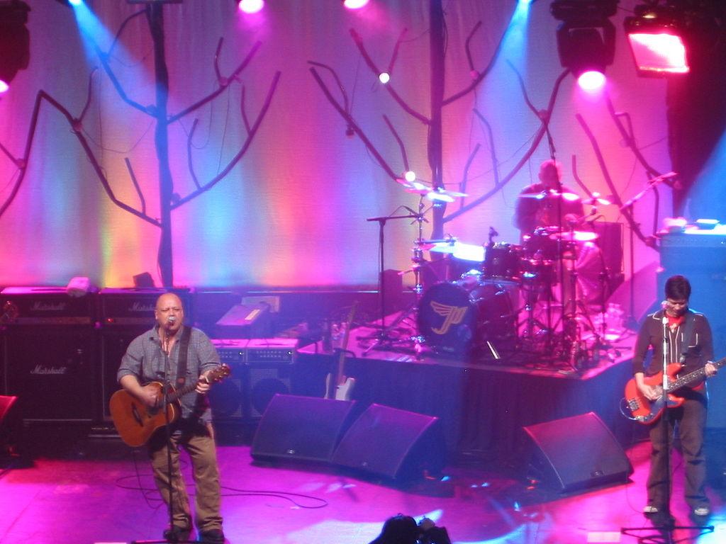 Pixies - iTunes Festival - Roundhouse - London - Kostenlos - Live - Kostenloses Konzert - Gratis - Hack4Life