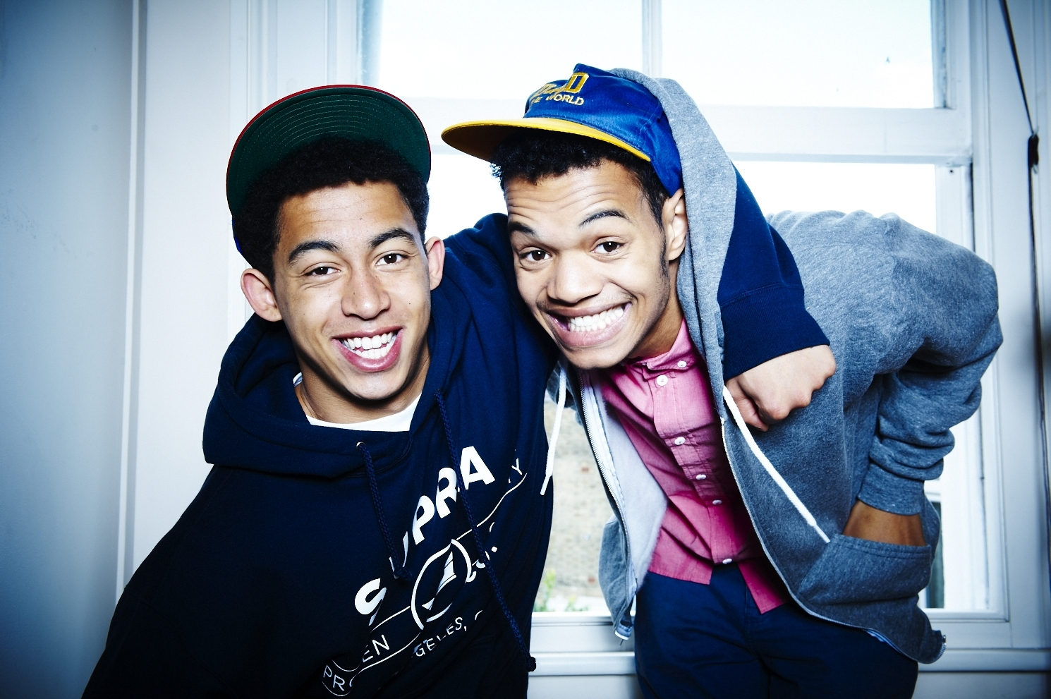 Rizzle Kicks - iTunes Festival 2013 - LIVE - Roundhouse - London - Hack4Life