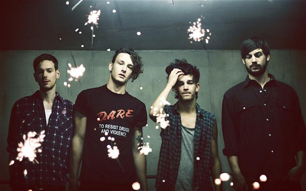 The 1975 - iTunes Festival 2013 - Roundhouse - London - Hack4Life