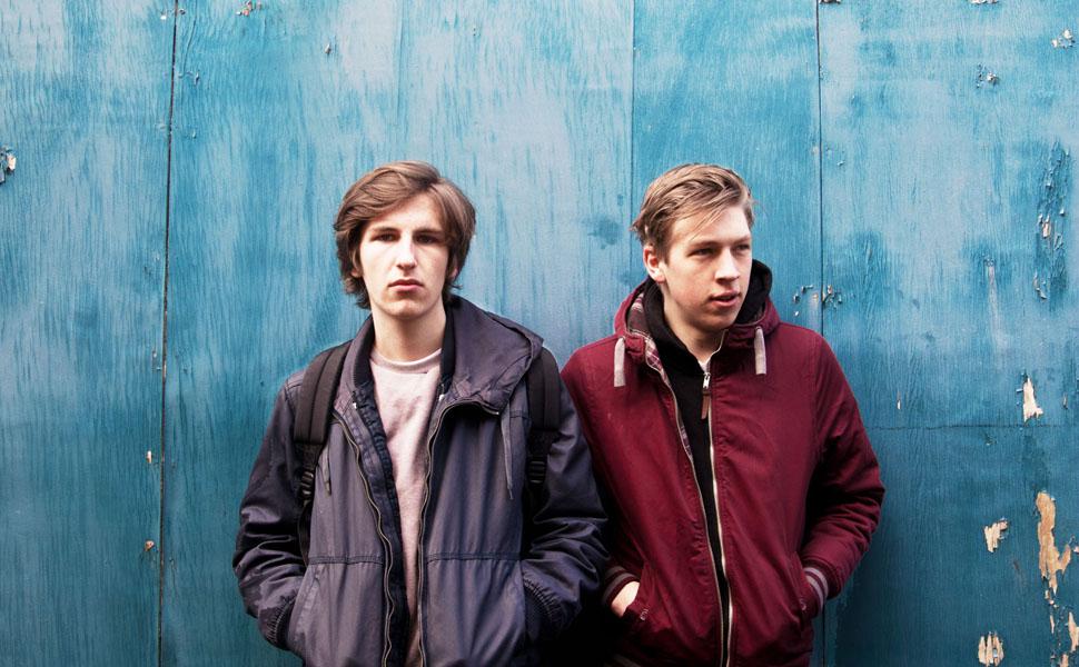 drenge - iTunes Festival 2013 - Roundhouse - Live - London - Hack4Life