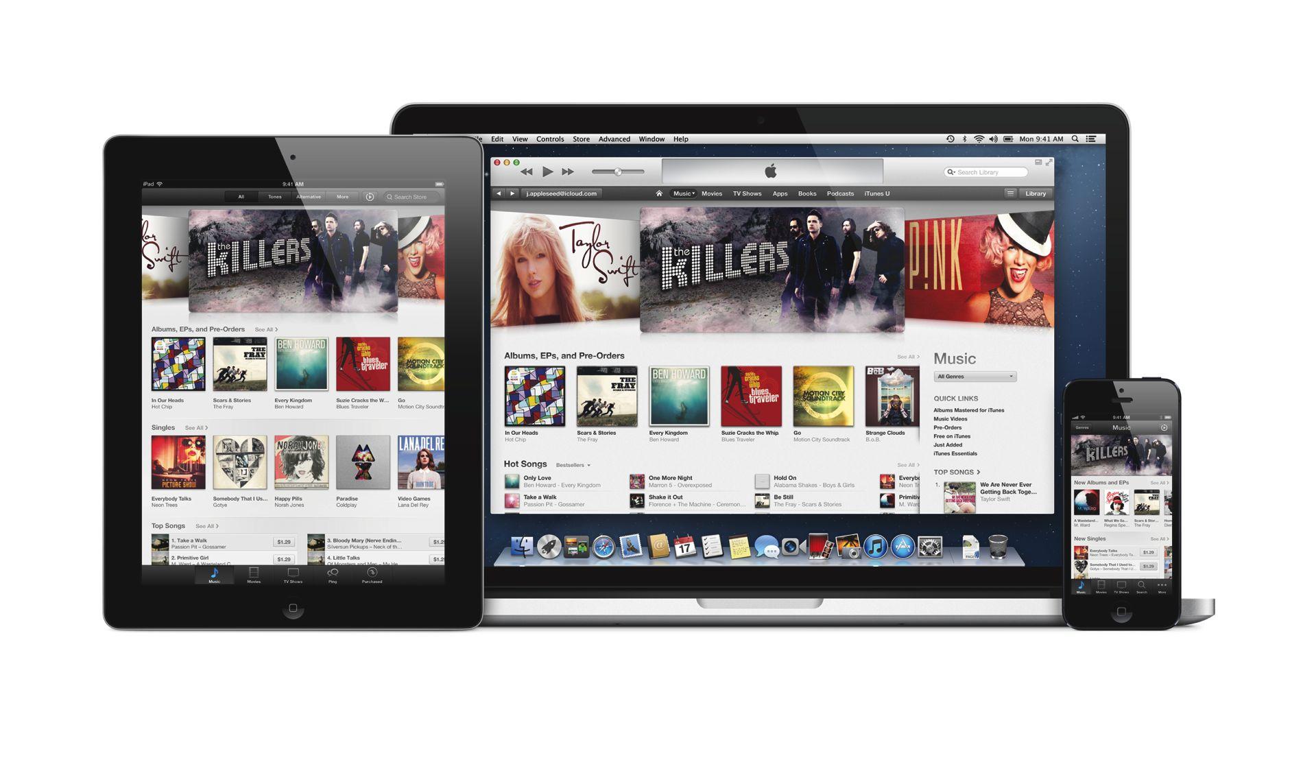 iTunes 11.1 - Download - iOS 7 - Hack4Life