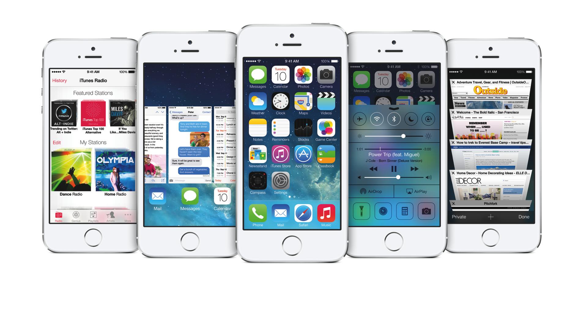 iOS 7 - Vorbereitungen - Checkliste - Backup - Download - Apple - Hack4Life
