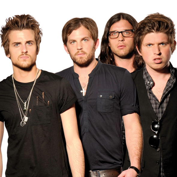 Kings of Leon - iTunes Festival - Live - Roundhouse - London - Hack4Life