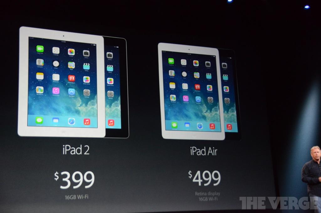iPad Air - Spezifikation - Preis - Informationen - MIMO - Erklärung - Informationen - Produkt - Hack4Life