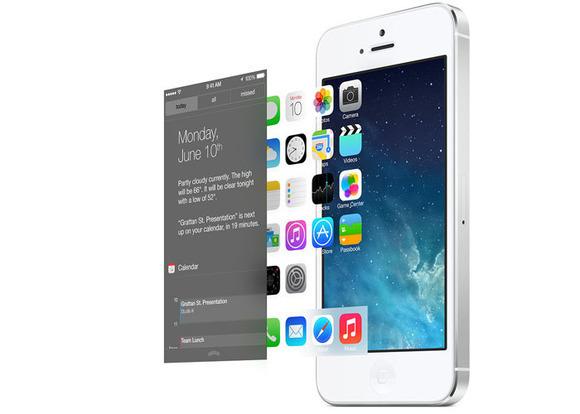 Parallax Effekt - iOS 7 Entschlüsselt - Ebenen - Perspektive - Prinzip - Technik - Sensoren - Hack4Life