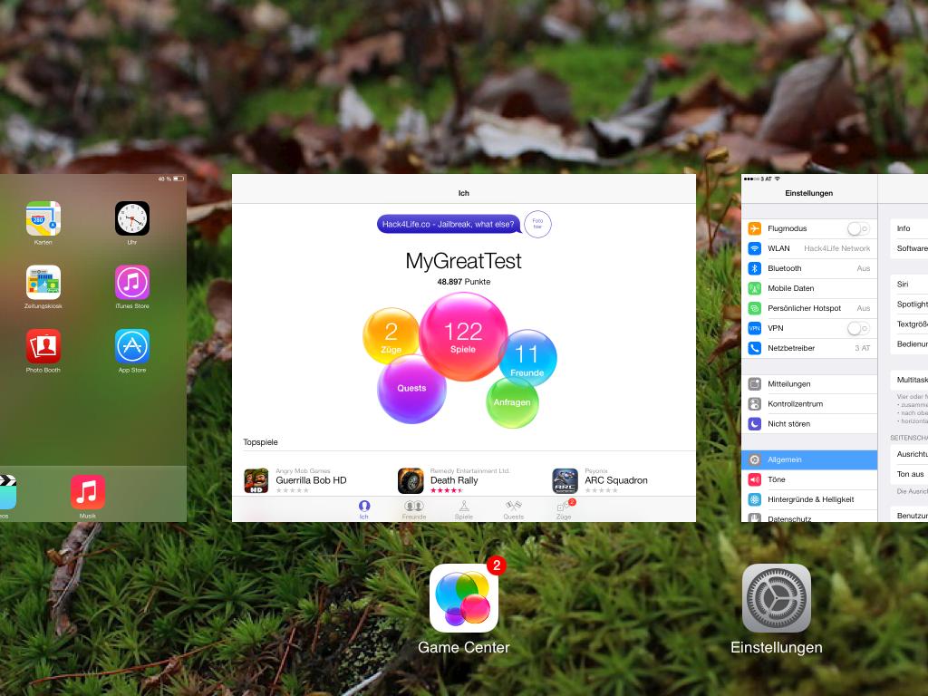 Multitasking - iOS 7 Entschlüsselt - Anleitung - Tipp - Trick - Tutorial - How-To - Hack4Life