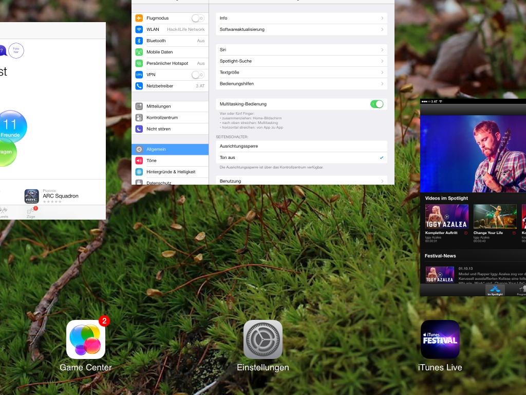 Multitasking - iOS 7 Entschlüsselt - Anleitung - Tipp - Trick - How-To - Hack4Life