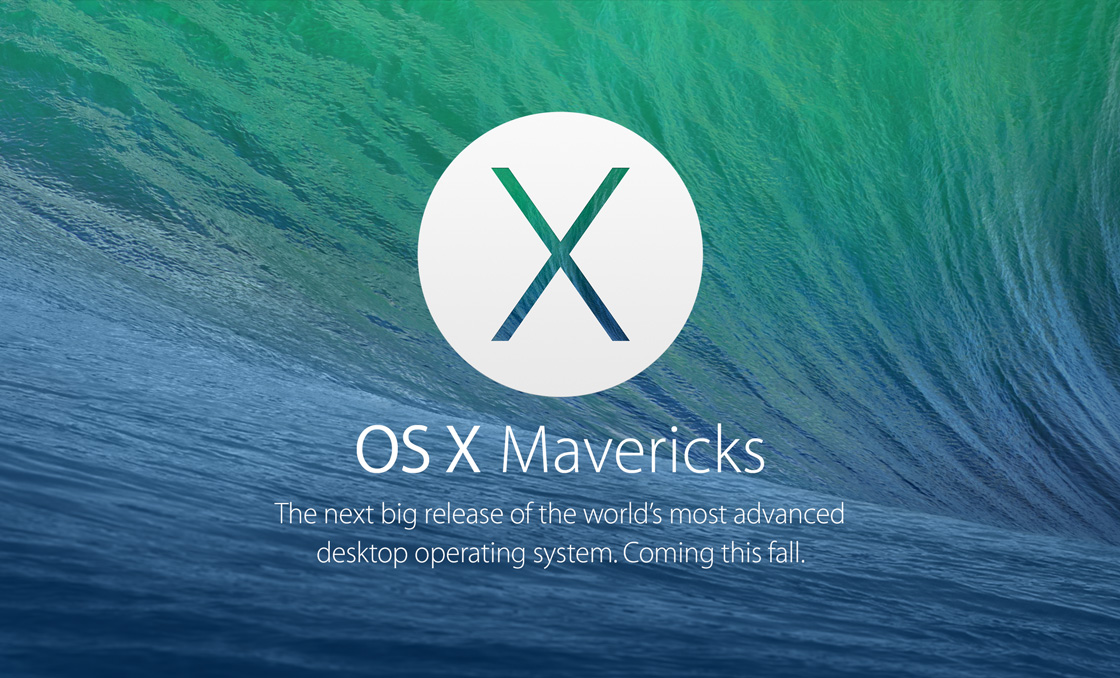 Mac OS X Mavericks - Hack4Life - Gerüchte - Aktuell - Update - Kostenlos - Apple - Keynote - Yerba Buena Center - San Francisco - 22. Oktober