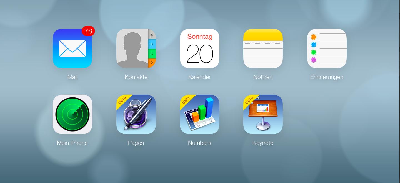 iCloud Webseite - Verlorenes iPhone wieder finden - Anleitung - How-To - Tutorial - Hilfe- Hack4Life
