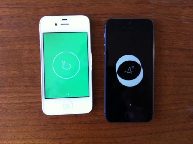Sensorprobleme - iPhone 5s - Kompass - Wasserwaage - Anleitung - beheben - Vergleich - Abweichungen - Hack4Life