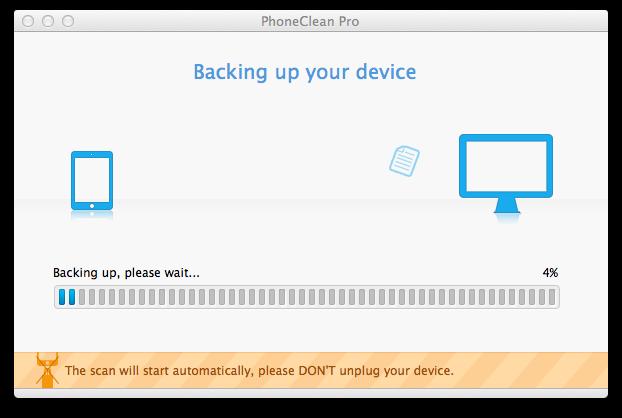 PhoneClean Pro, iMobie, Giveaway, Gewinnspiel, Review, Hack4Life, Test, Anleitung,Jailbreak, Deep Scan,  Backup