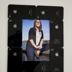 Twice Used - Kickstarter - iPhones - Bilderrahmen - Schwarz