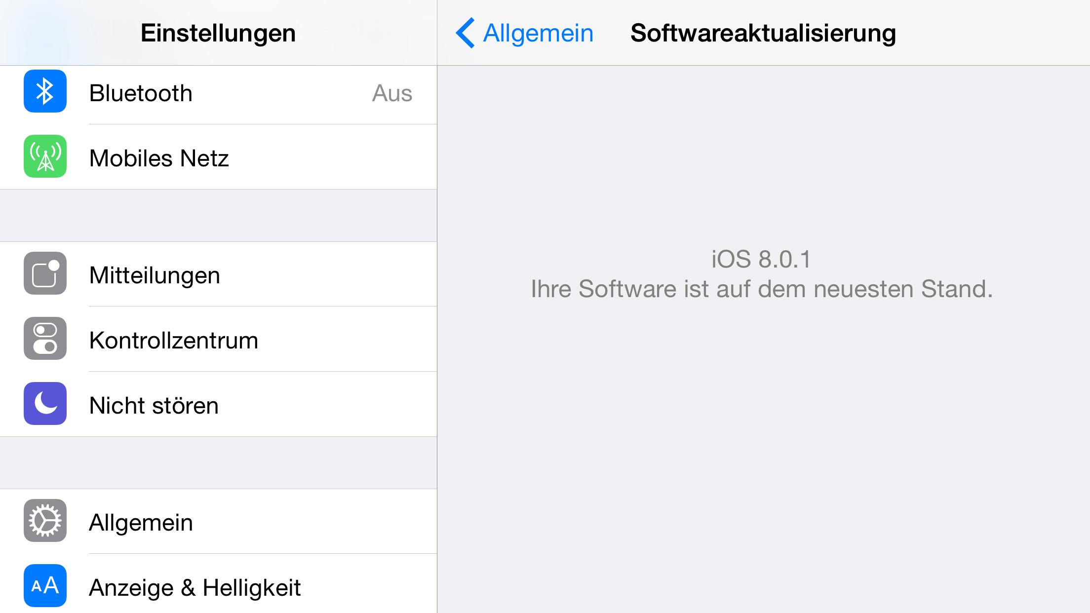 Installiert euch nicht iOS 8.0.1, Hack4Life klärt auf! Fabian Geissler