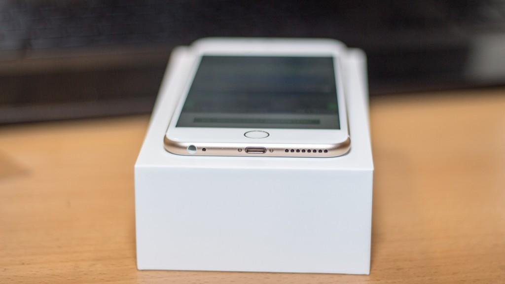 iPhone 6 Plus, Review, Hack4Life, Fabian Geissler, Audio, Mikrofon, Gold, Austria, Österreich, Meinung