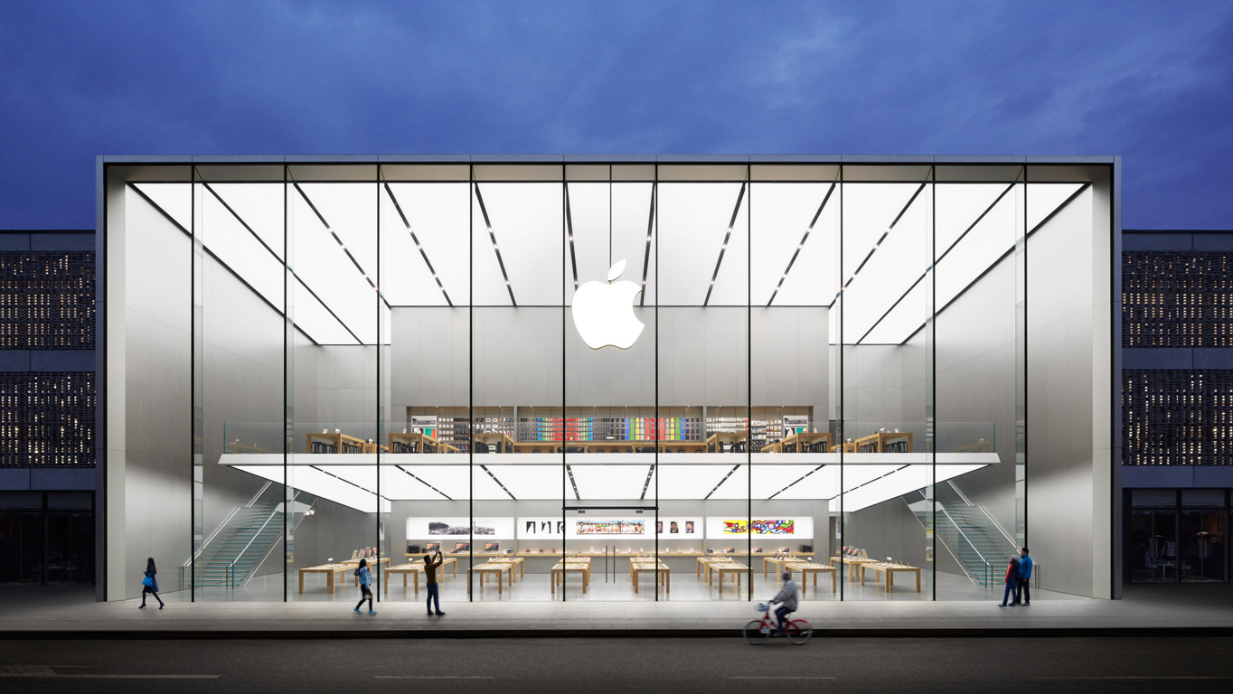Apple Store, West Lake, China, Hack4Life, Fabian Geissler