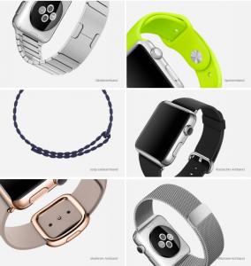 Apple Watch, Armbänder, Unterschiede, Verschlüsse, Fabian Geissler, Hack4Life