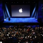 Yerba Buena Center, San Francisco: Spring Forward Keynote von Apple, Hack4Life, Fabian Geissler