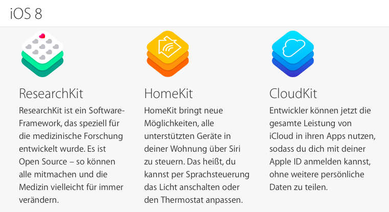 HomeKit Integration, iOS 8, iOS 9, Fabian Geissler, Hack4Life