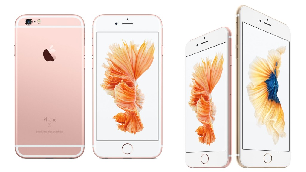 Rausgeholt und Gelbgold - iPhone 6s, Hack4Life, Fabian Geissler