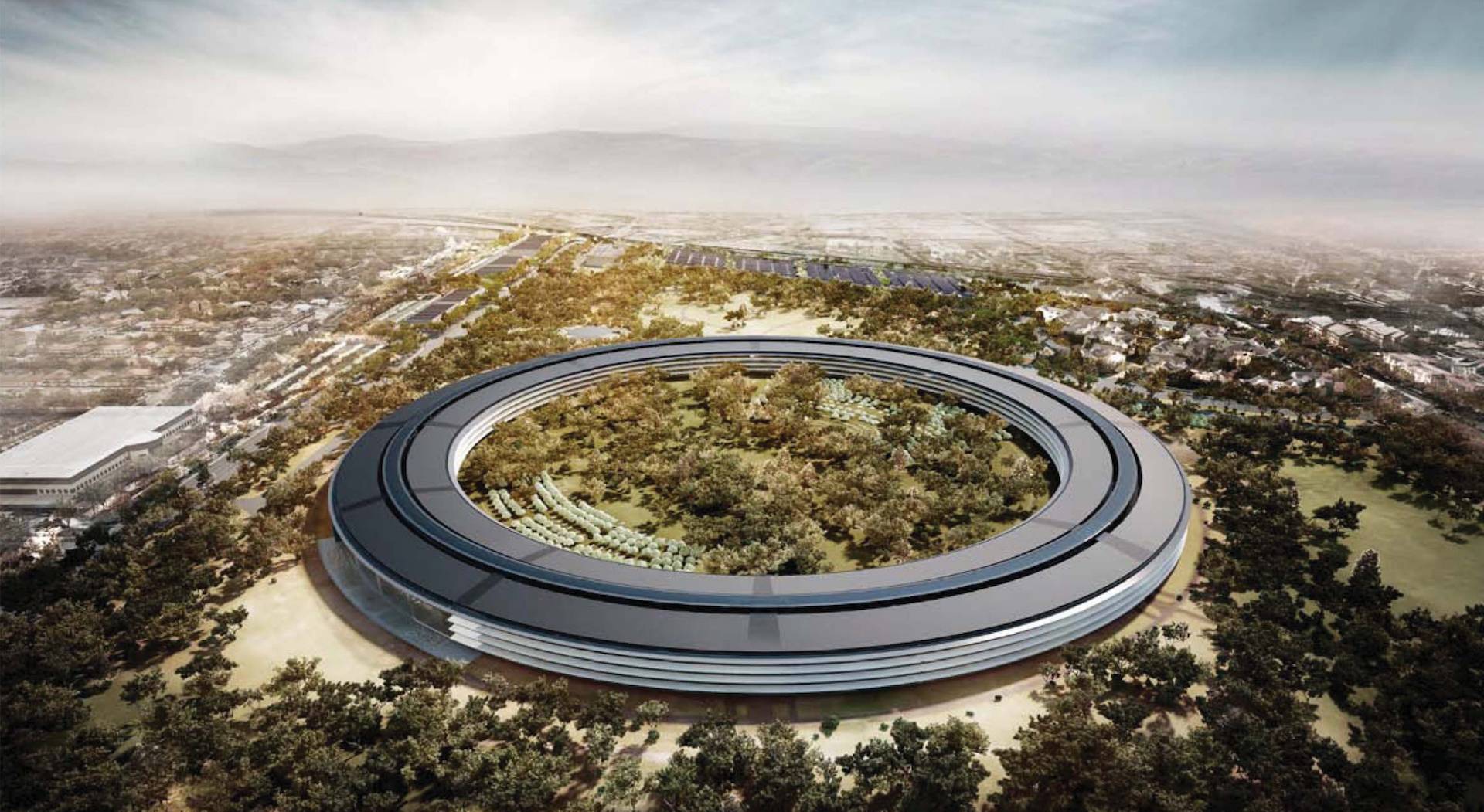 Apple Campus 2: Spceship
