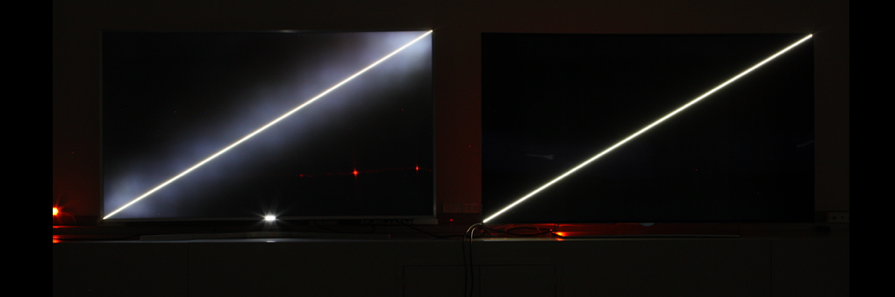 LCD TV vs. LG OLED TV, Hack4Life, LG, OLED, TV, Review, Bericht, Video, Gesponsert, Fabian Geissler