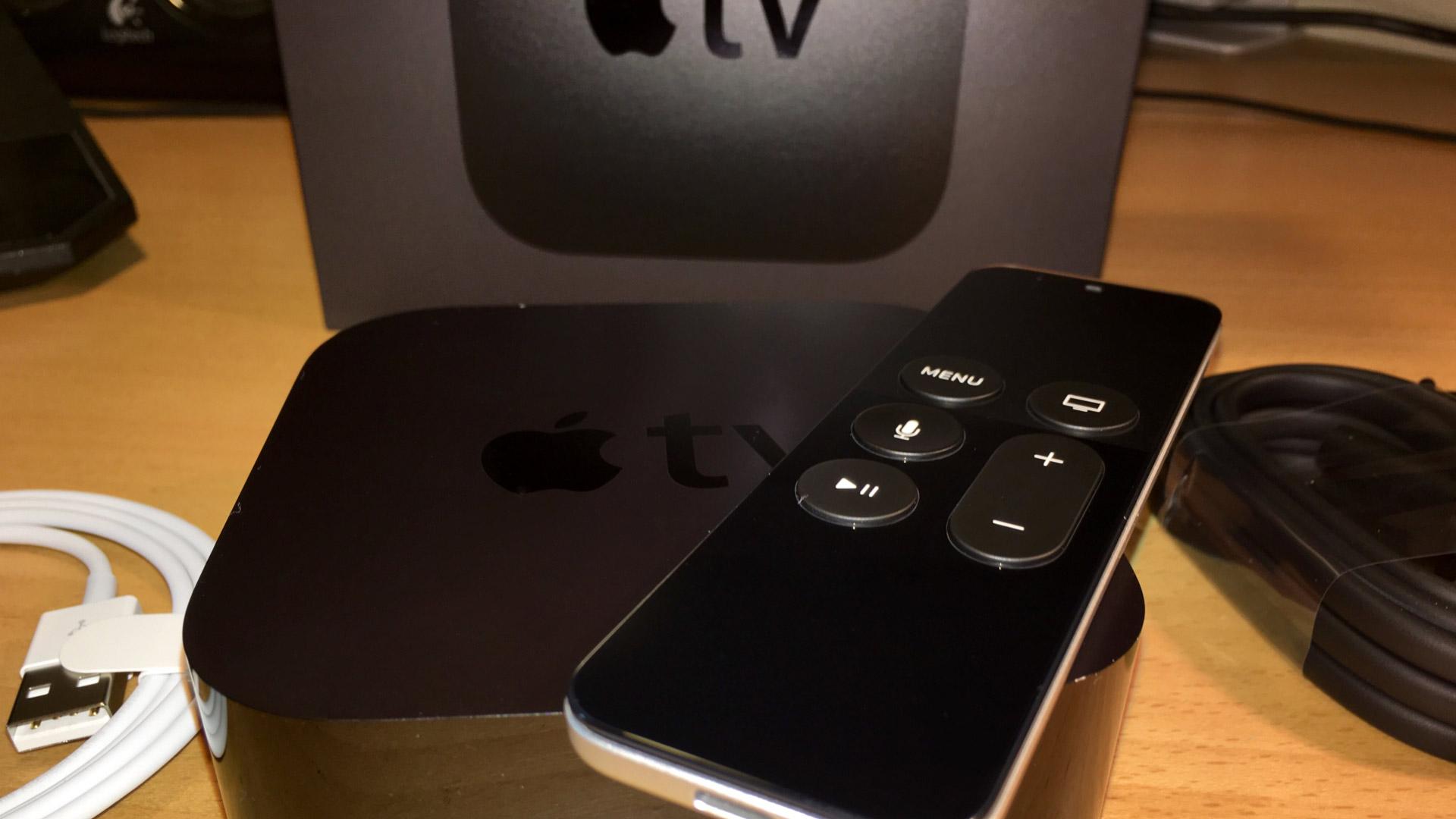AppleTV 4: QuickReview von Hack4Life - Fabian Geissler