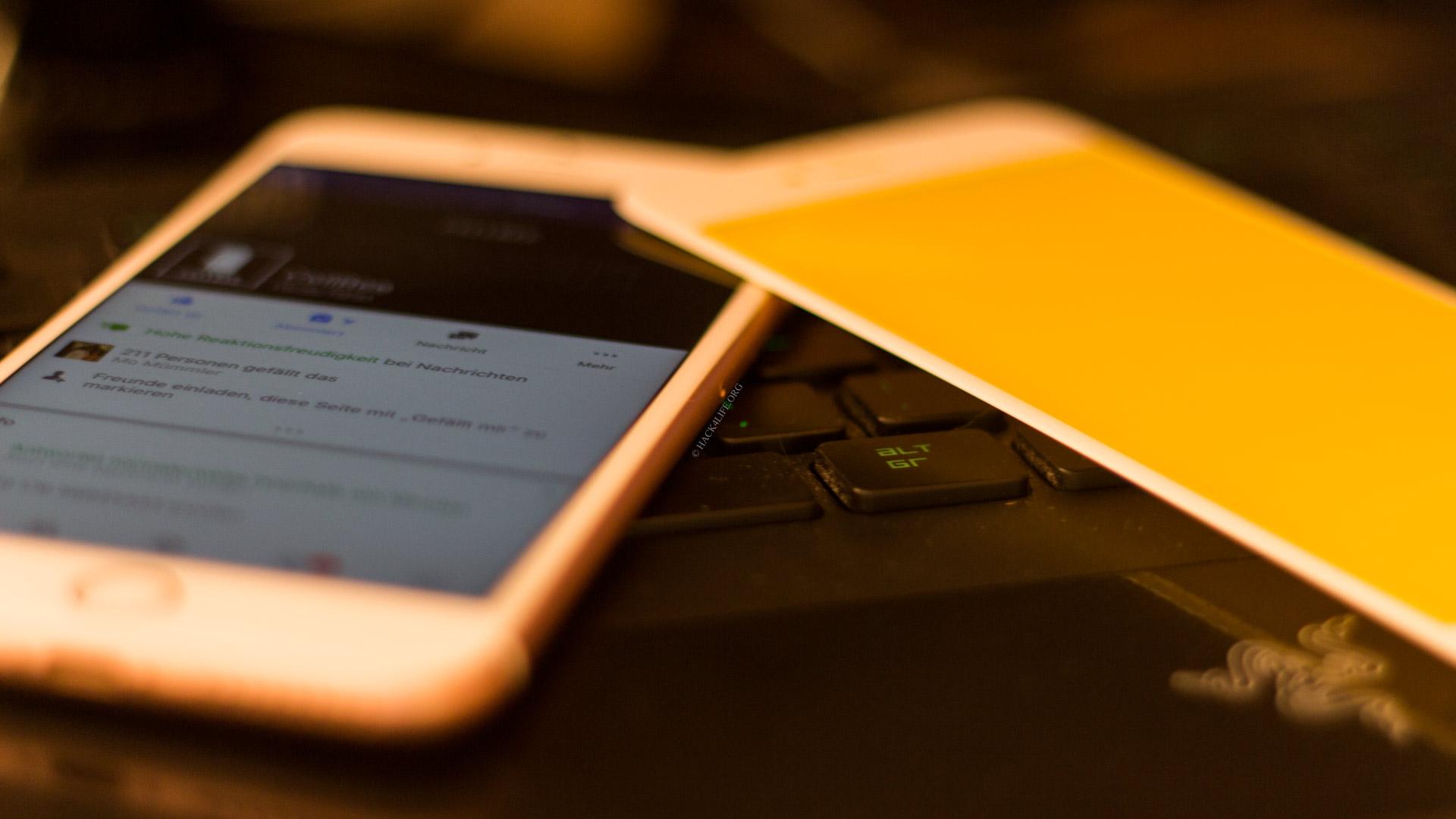 CellBee, Verpackung, Hack4Life, Fabian Geissler, Review, Meinung, Displayschutzfolie, Anbringen, Anleitung, How-To