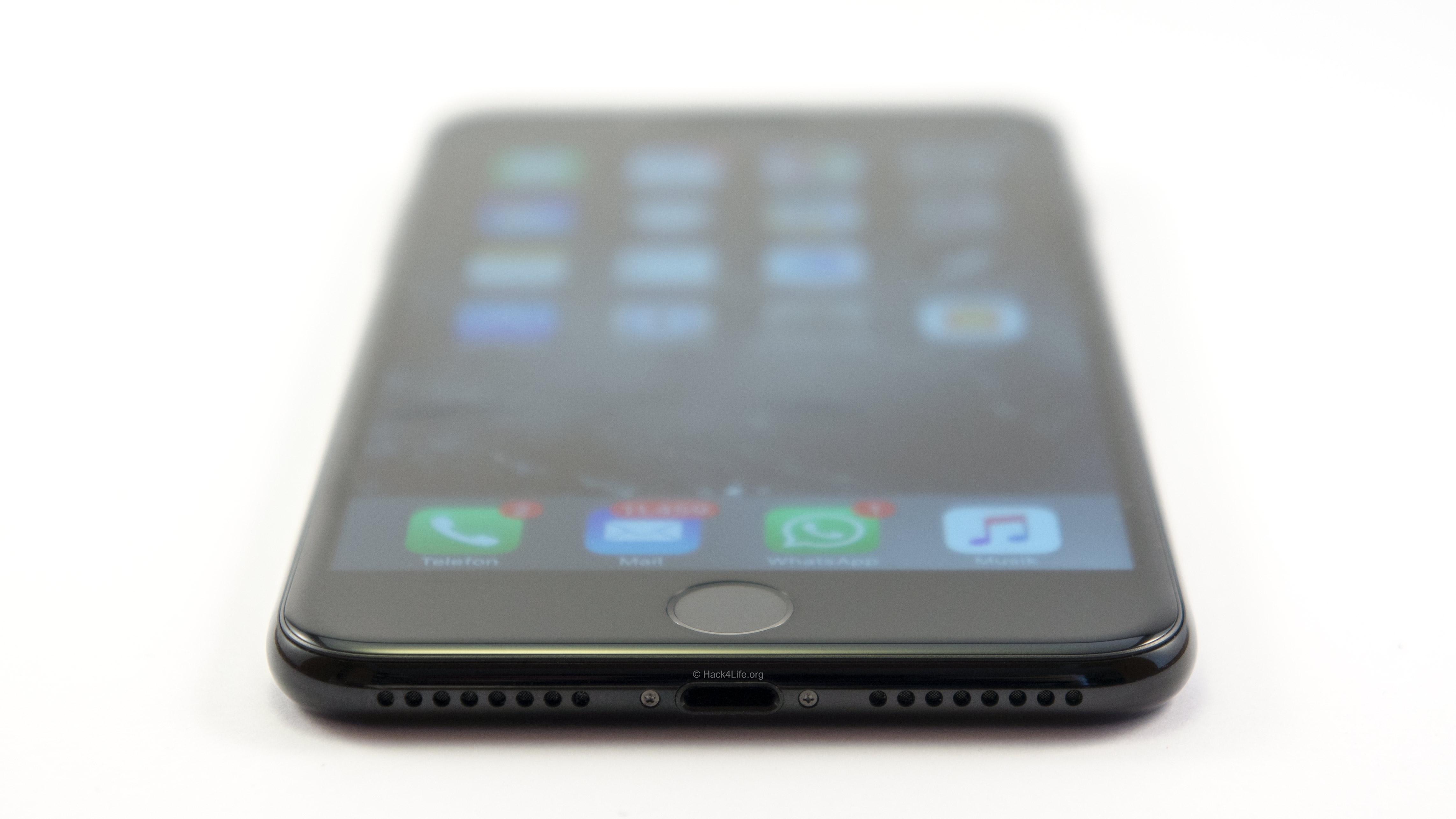 Der Homebutton beim iPhone 7! - Hack4Life, Bericht, Review, Fabian Geissler