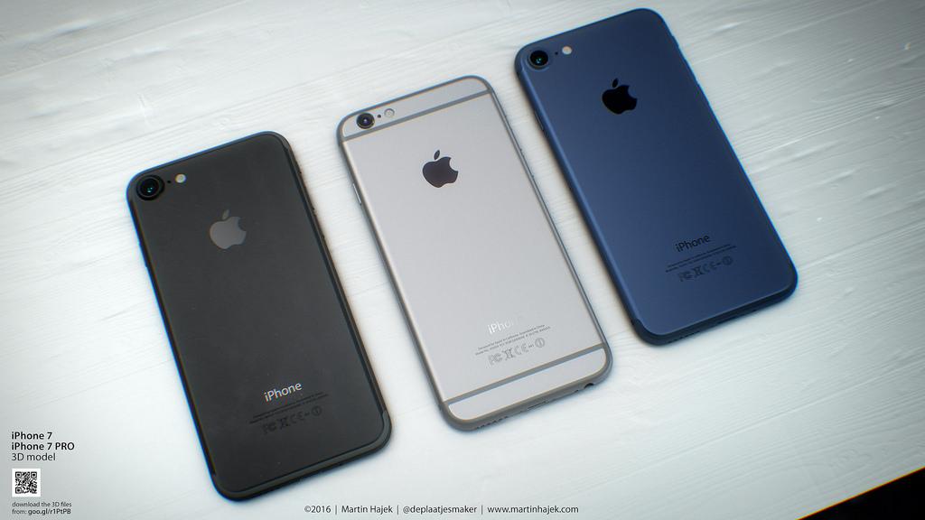 iPhone 7 in den neuen Farben! Vergleich, Blau, Schwarz, Hack4Life