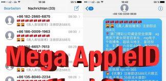 AppleID Hack, Hack4Life, Fabian Geissler, Bericht, Info, Achtung