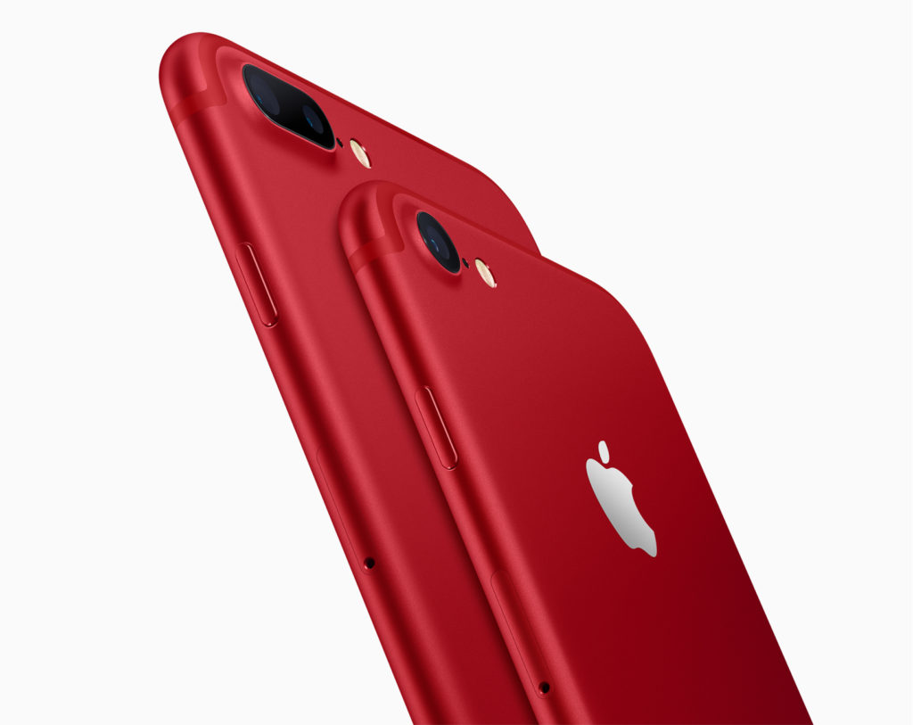 iPhone 7 (Product) red Special Edition