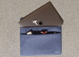 Inateck MacBook Tasche Review