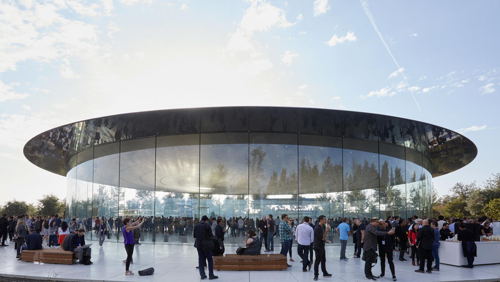 Steve Jobs Theater - Das Gebäude ist fertig, Hack4Life, Fabian Geissler