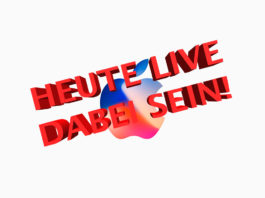 Apple Special Event - 12. September - Live dabei sein - So funktioniert es