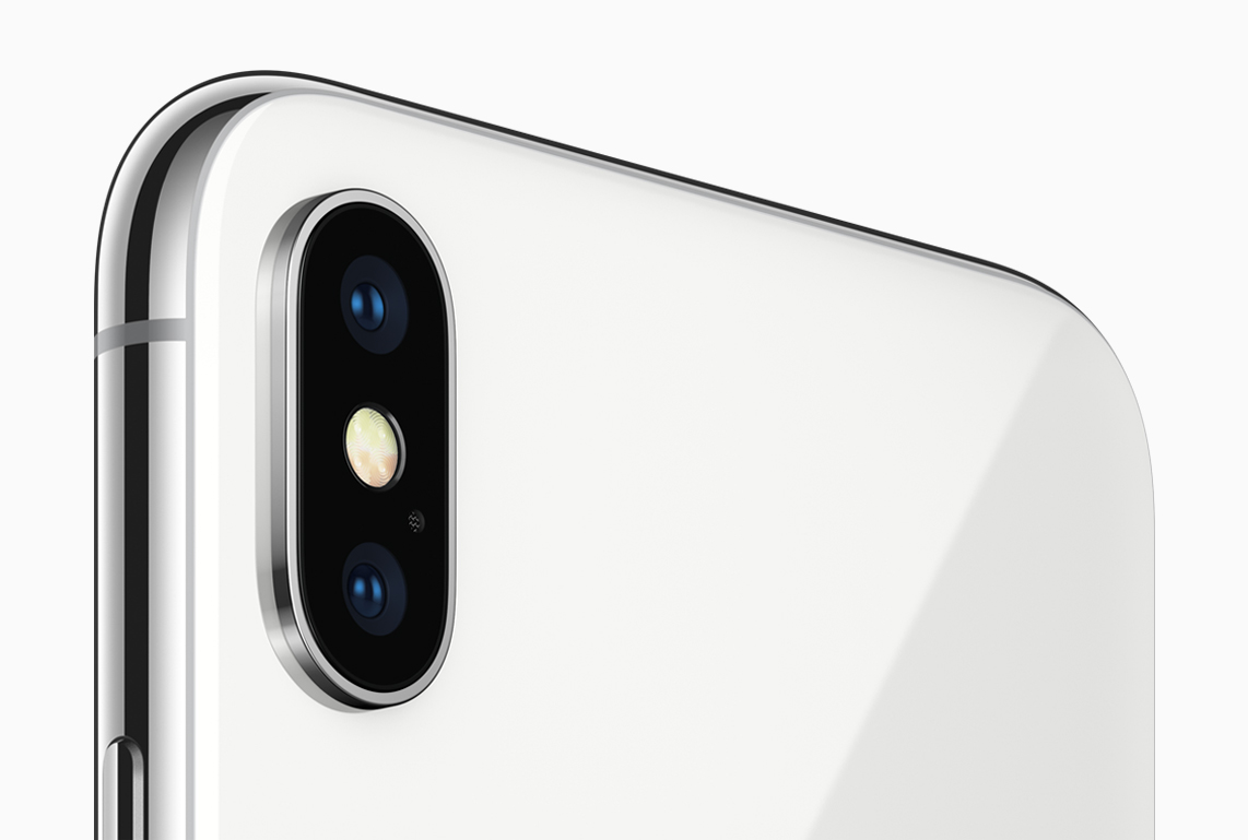 Zwei 12 MP Kameras im iPhone X, Hack4Life, Fabian Geissler